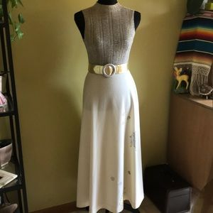 Dresses & Skirts - 🐠✨amazing vintage late 50 early 60 lame dress✨🐠